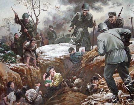 La ferocidad de los soldados estadounidenses durante la guerra de Corea