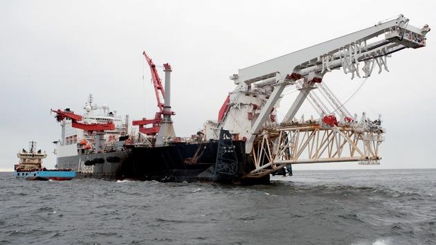 Gazprom acuerda la construcción de un tramo del gasoducto South Stream en Austria