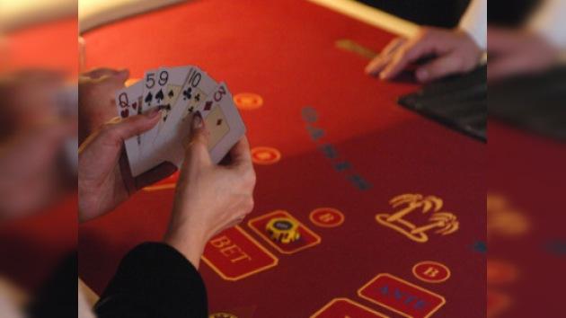Abierto en Rusia el primer casino legal