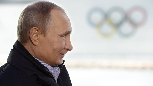 Putin: Vamos a hacer todo lo posible para garantizar la seguridad en los Juegos de Sochi