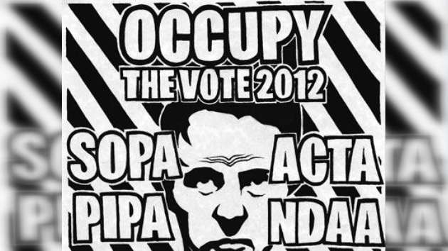 Anonymous se mete en campaña contra los defensores de la SOPA y la NDAA