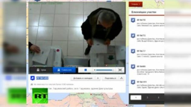 Rusia anulará los supuestos votos fraudulentos detectados en el Cáucaso