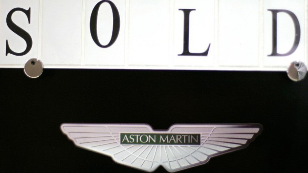 En venta Aston Martin por casi 770 millones de dólares