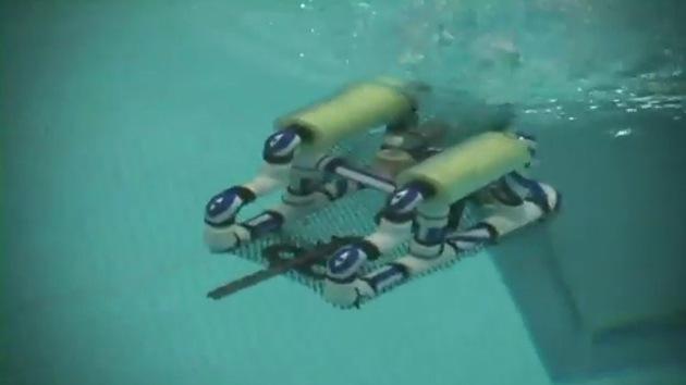 EE.UU. construirá una nave nodriza submarina para lanzar drones desde el mar