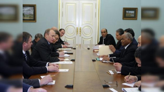 Rusia suministrará armas a Libia