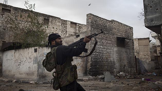 Siria: Una veintena de personas muere acuchillada la víspera del armisticio