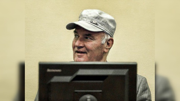 Mladic, inconfeso y expulsado en la segunda vista de su juicio por crímenes de guerra