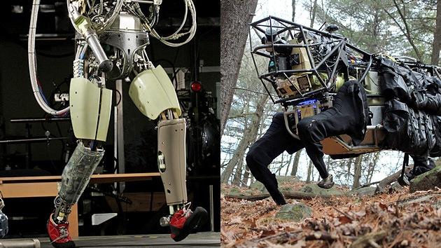 El ejército de EE. UU. aprieta las tuercas a sus robots