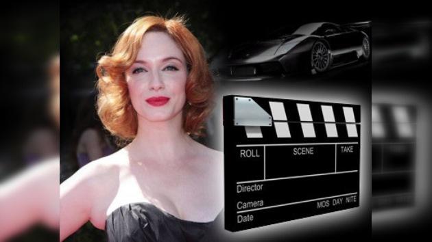 La mujer más bella del mundo actuará en la película 'Drive'