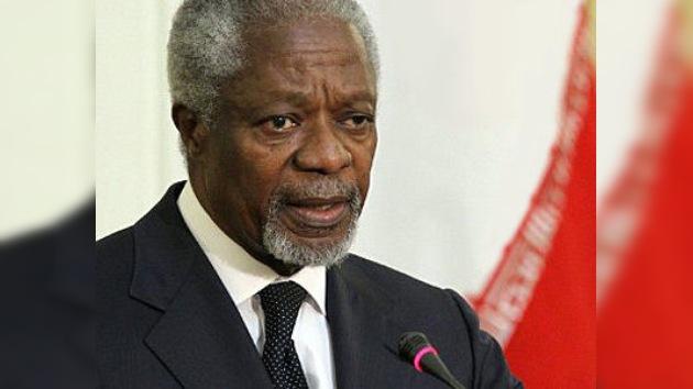Kofi Annan: el alto el fuego en Siria se respeta