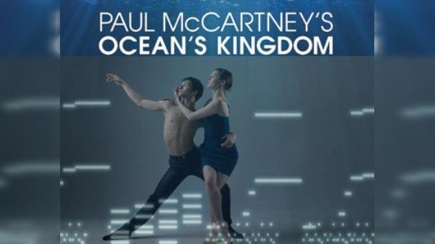 El ballet 'subacuático' de McCartney se estrenará en Nueva York