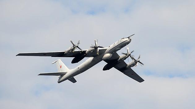 Rusia: Los bombarderos rusos no violaron la zona de exclusión cerca de EE.UU.