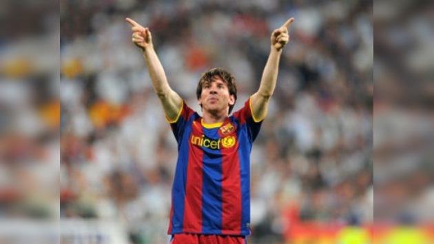 Liga de Campeones: Messi destroza al Real Madrid con un 0–2