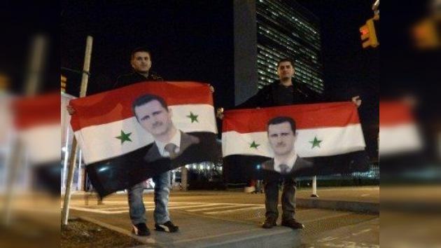 El Consejo de Seguridad de la ONU ya no exige a Assad que abandone el poder