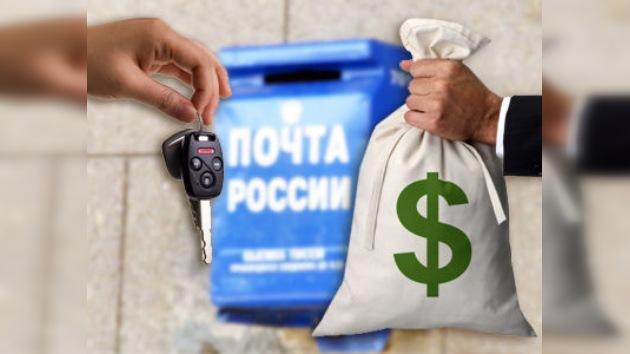 Un chófer ruso recibe un coche como recompensa por su honradez