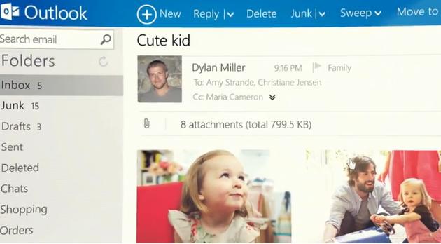 Microsoft se despide de Hotmail