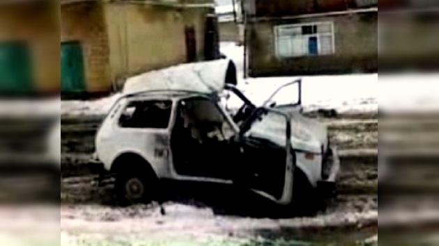 Dos altos mandos policiales asesinados en Daguestán