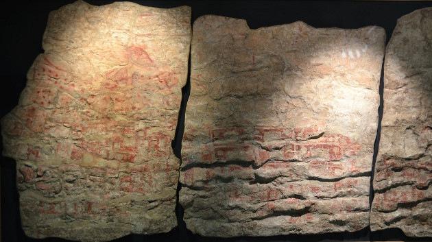 Mural neolítico: ¿El mapa más antiguo y la primera imagen de una erupción volcánica?