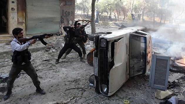 Arabia Saudita redobla esfuerzos para entrenar a los rebeldes sirios en Pakistán