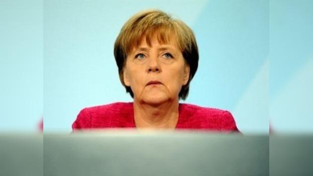 Angela Merkel volvió a la idea de cerrar las centrales nucleares alemanas en el año 2022