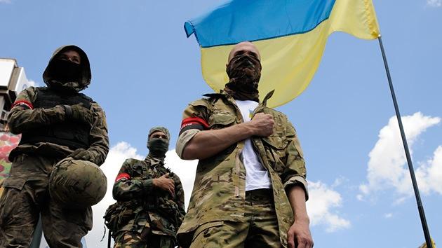 """""""Otro alto el fuego en Ucrania, por falso que sea, sería muy difícil para Poroshenko"""""""