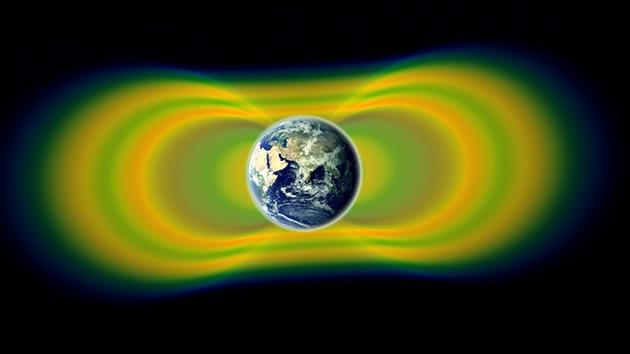 La NASA descubre un nuevo cinturón de radiación alrededor de la Tierra