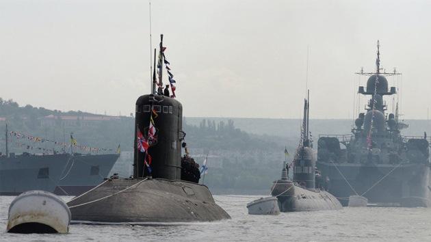 Putin firma la ley que revoca los acuerdos con Ucrania sobre la Flota del mar Negro
