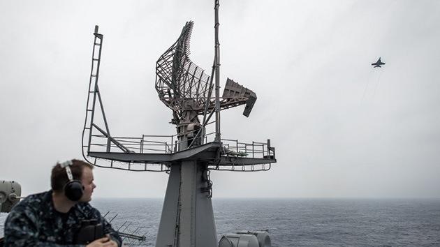China acusa a EE.UU. de espionaje militar de su espacio aéreo y aguas territoriales