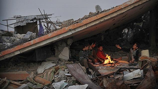 Presente sin paz, futuro incierto: la Franja de Gaza será inhabitable en 2020