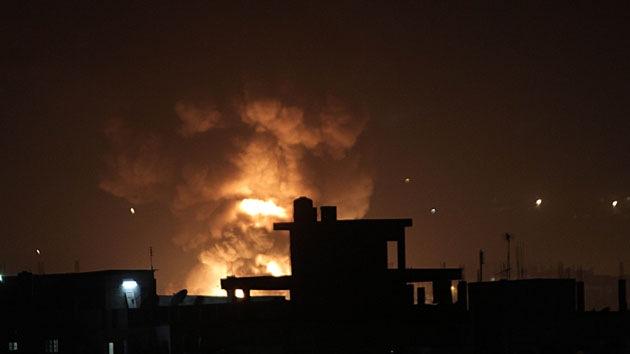 Siria desmiente la destrucción de su base aérea