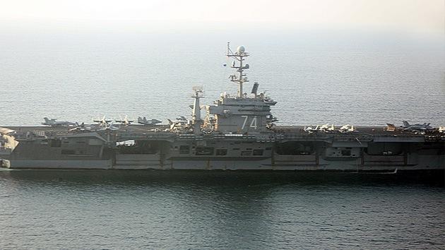 Irán ampliará su presencia naval en el área oriental del mar Caspio