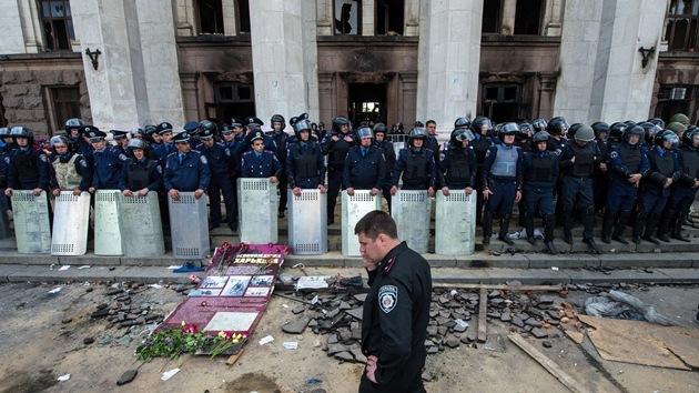 """""""El conflicto en Ucrania es la sentencia de muerte de ONU, FMI, UE y OTAN"""""""