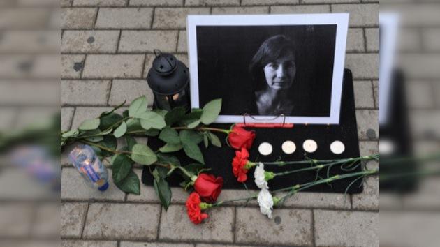 El nombre del asesino de Natalia Estemírova podría haberse averiguado