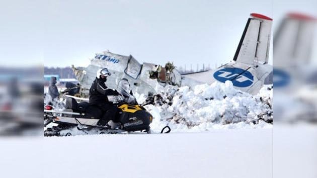 Barajan tres posibles causas del siniestro del avión ruso en Siberia