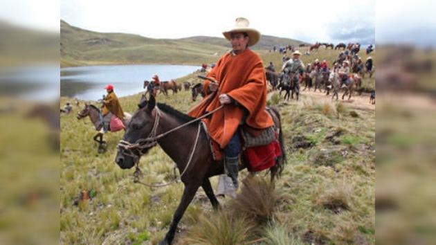 Perú: la huelga minera deja paso a una tensa calma