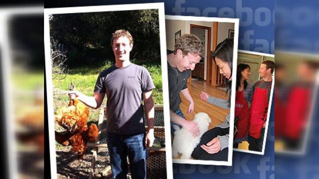 Mark Zuckerberg tampoco es inmune a los problemas de privacidad en Facebook