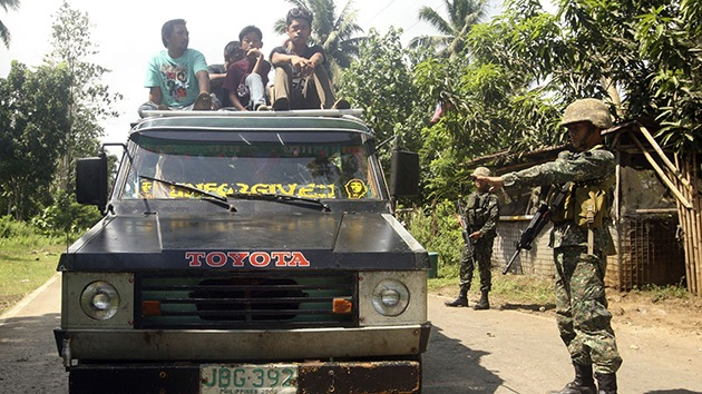 Islamistas filipinos amenazan con decapitar a un alemán si Berlín sigue apoyando a EE.UU.