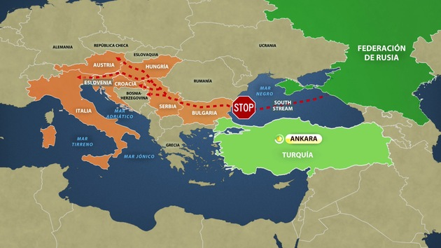 Europa necesitará gas ruso en los próximos 30 años