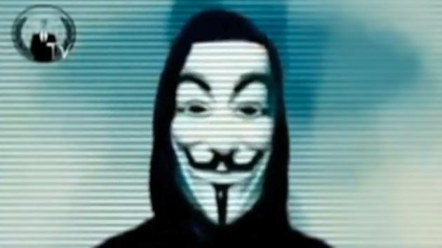 Anonymous amenaza a una emisora australiana por sus 'bromas letales'
