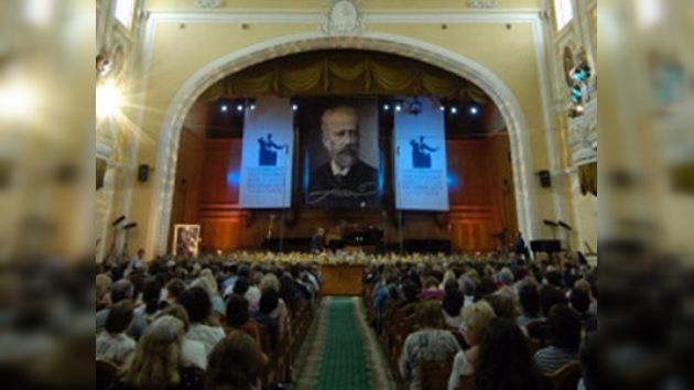 Se anuncian los premiados del certamen de música clásica más prestigioso de Rusia