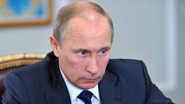 Versión completa de la entrevista a Vladímir Putin