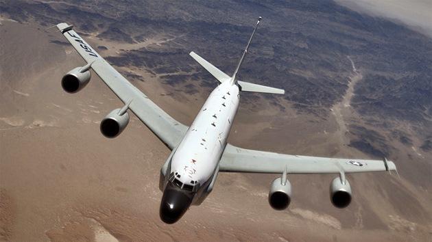 Confirmado: avión espía de EE.UU. violó el espacio aéreo sueco huyendo de cazas rusos