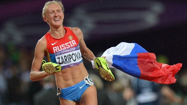 Londres 2012: tres oros, una plata y tres bronces para Rusia en el décimo día de competición