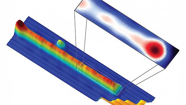 Observan la primera partícula que es materia y antimateria al mismo tiempo