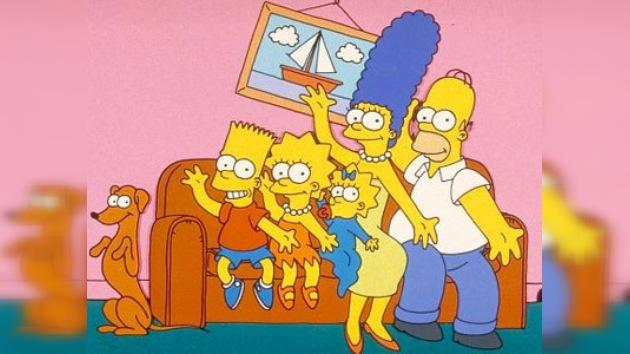 Los logros mediáticos de la familia Simpson