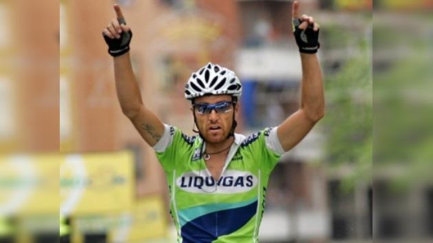 El ciclista Luca Paolini llega a un acuerdo con el equipo ruso Katusha