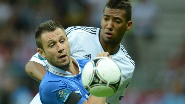 Minuto a Minuto: Alemania e Italia luchan por un lugar en la final de la Eurocopa 2012
