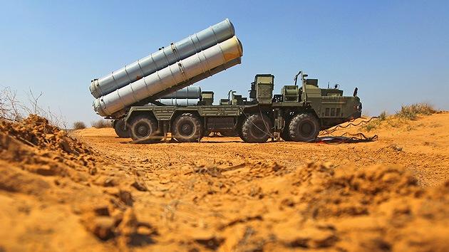 Irán demanda a Rusia por no venderle sistemas antiaéreos S-300