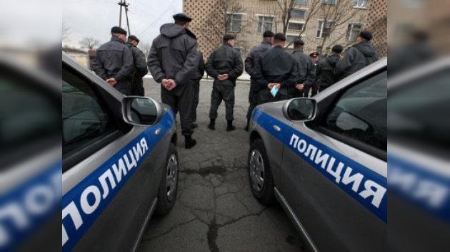 Rusia avanza hacia la modernización de las fuerzas del orden público