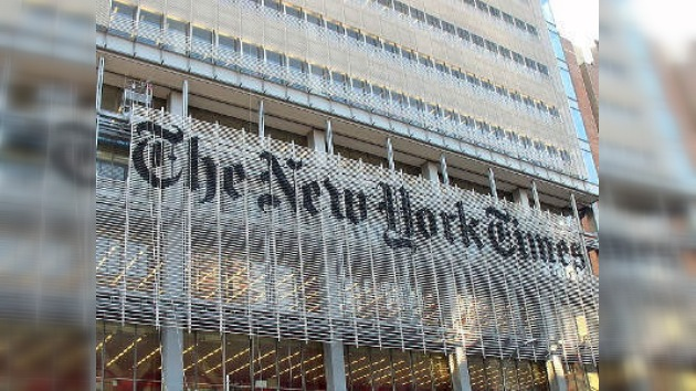 La página web de The New York Times será de pago